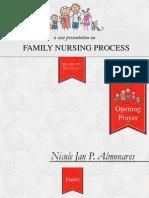 Case Presentation - Family Nursing Process