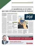 Comisión por membresía cobro más reclamado por usuarios_Gestión_11-03-2014