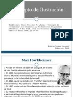 Expo-Adorno y Horkheimer.ppt