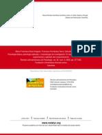Psicología básica, psicología aplicada y metodología de investigación