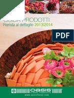 Guida Prodotti Fiorista al dettaglio 2013 | 2014