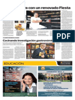 Tacna celebra con un renovado Fiesta