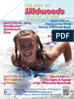 2014 The Best of The Wildwoods Vacation Planner