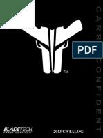 Bladetech Catalogue 2013