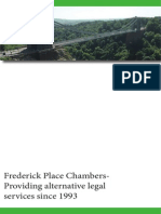 Frederick Place Chambers Brochure