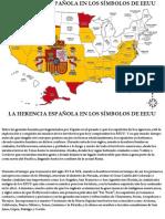 La herencia española en los símbolos de EEUU