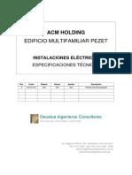 2014 01 30 Deustua - Acm - Edificio Pezet - Ie - Et - Rev A