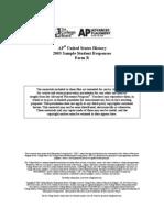 Ap03 Us History Formb 28226