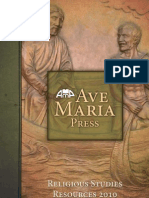 Religious Studies Resources 2010 Catalog