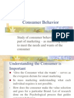 4. Consumer Behavior