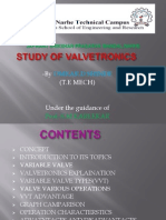 Valvetronics Technology