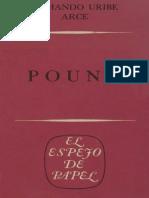 Armando Uribe - Ezra Pound