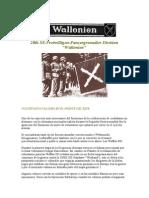León Degrelle  28th SS-Freiwilligen-Panzergrenadier Division Wallonien