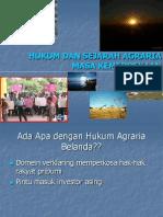 Kajag Hukum-Agraria (1)