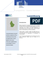 Luxembourg Update FR July13