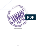 PSG 2014 Dodgeball Rules