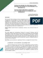 LB Nuévalos Cond antisocial desde ppositiva  (logoterapia y resiliencia- info int)