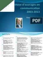 10 Ans de Communication d'Entreprise 100314