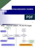 Pharmacodynamic Models Final Bis