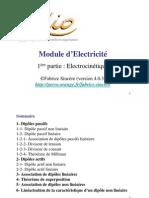 Exercice Electricite 2-01 Résistance