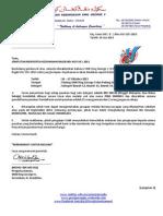 Surat Jemputan Kgv10's