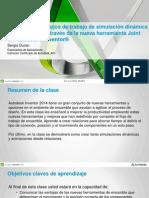 Presentacion Webcast de Smulacion Dinamica