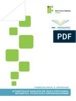 Apostila Portugues e Matematica avançados
