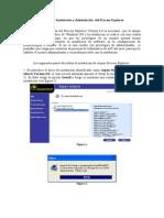 Manual de Instalación del Process Explorer USUARIO