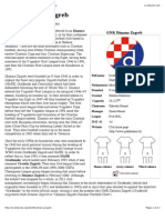 GNK Dinamo Zagreb - Wikipedia, The Free Encyclopedia