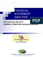 FMT Tafi Federal LATEST