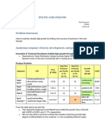 DUCATI Analysis