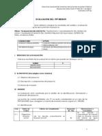 Informe de PIP Guayaquil