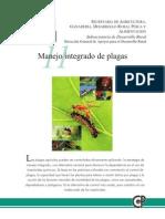 Manejo Integrado de Plagas. SAGARPA