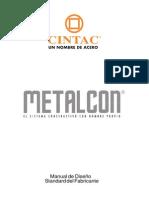 Manual Diseño metalcom