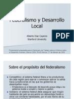 2 Federalism Oy Des Arrollo