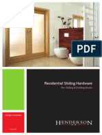 Sliding & Folding Door Henderson