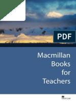 Mc Millan Books for Teachers