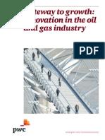 Encuesta Global de Innovación en la Industria del Petróleo y Gas: Puerta de Enlace para el Crecimiento