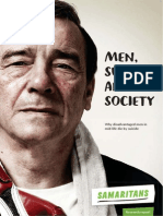 Men, Suicide and Society