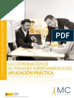 Coordinacion Act Empresariales