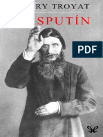 Rasputín - Henri Troyat