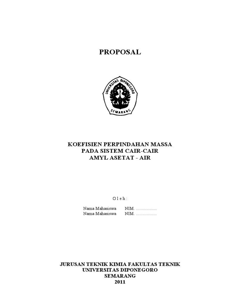 Contoh Cover Proposal Skripsi