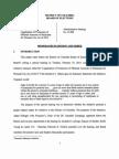 Final Legalization of Marijuana Initiative Order