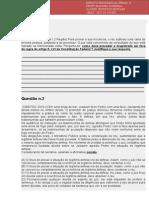EXERCÍCIO WEB-AULA PROCESSO PENAL II