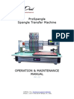 ProSpangle User Manual v2.4