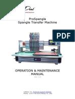 ProSpangle User Manual v2.4