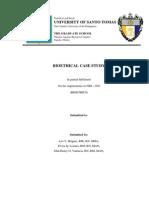 Bioethics Handout