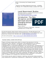 Heinelt Hubert 2013 IntroductionThe Role Perception in councillors responsiveness.pdf