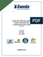 Manual de Instalação - Driver USB V.2