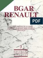 Abgar Renault - Encontro Com Escritores Mineiros 3